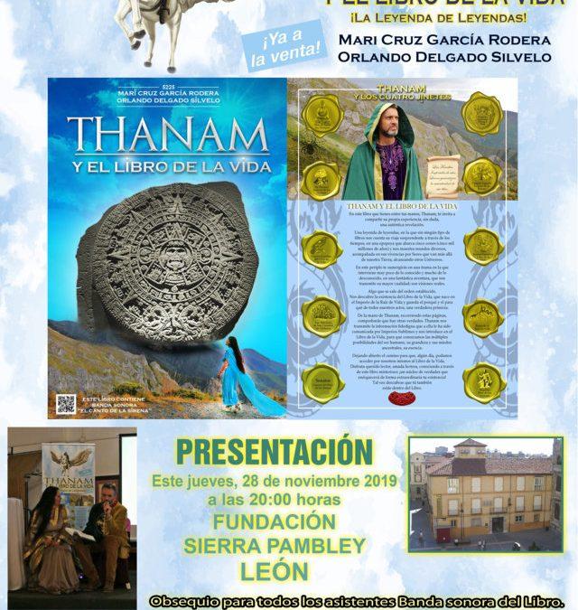 Presentación del Libro en León