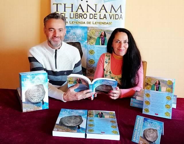 ILeón: Presentación en León del libro «Thanam y el libro de la vida». 28/11/2019