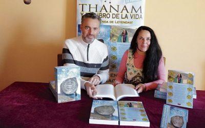 La Nueva Crónica: Presentación en León del libro «Thanam y el libro de la vida». 28/11/2019